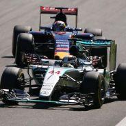 Verstappen ya se ve preparado para luchar de tú a tú con hombres como Hamilton y Vettel - LaF1