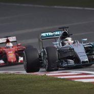 En Ferrari no pierden terreno con Mercedes - LaF1