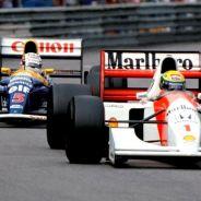 ¿Llegará la rivalidad de Hamilton y Vettel a la que tuvieron Senna y Mansell en los 90? - LaF1