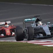 Ferrari y Vettel han estado al acecho este año cuando fallaba Mercedes, ¿les alcanzarán en 2016? - LaF1