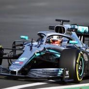 Mercedes presenta su nuevo W10 con un shakedown en Silverstone - SoyMotor.com