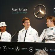 Wolff quiere poner las cosas muy claras a Hamilton y Rosberg - LaF1