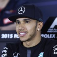 Hamilton, en la rueda de prensa del GP de Australia - LaF1