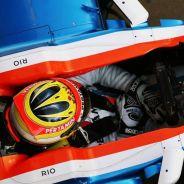 Rio Haryanto en los test de Barcelona - LaF1