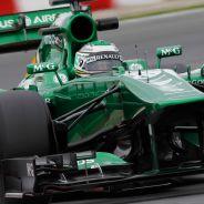 Heikki Kovalainen en los Libres del Gran Premio de España - LaF1