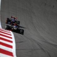 Lotus en el GP de Estados Unidos F1 2013: Viernes