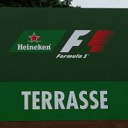 Primeras imágenes de Heineken con la F1 - LaF1