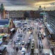 Vista de la ciudad de Helsinki - LaF1.es