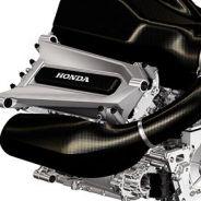 Honda revela la primera imagen de su motor V6 Turbo - LaF1.es