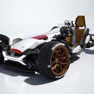 Los departamentos de 2 y 4 ruedas de Honda han colaborado en este Honda Project 2&4 - SoyMotor