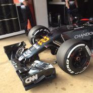 Jenson Button está probando con un motor provisional - LaF1