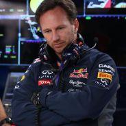 Horner escuchar a Simon Rennie - LaF1.es