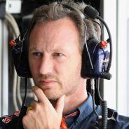 Horner, durante el GP de Estados Unidos - LaF1