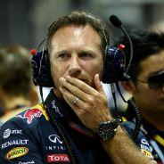 Christian Horner anticipa un futuro negro si Ferrari no les suministra sus motores - LaF1