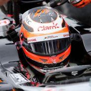Hülkenberg prefiere seguir viendo a los coches energéticos en la parrilla - LaF1