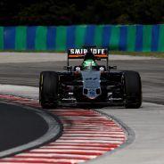 Force India se ha mantenido alrededor del top 10 en las dos jornadas de hoy - LaF1