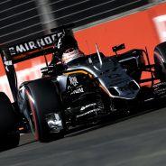 Nico Hülkenberg en Singapur - laF1