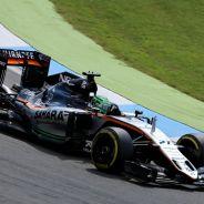 Force India espera mejorar en las próximas carreras - LaF1