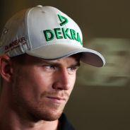 A Hülkenberg le han impedido intentar repetir victoria en Le Mans - LaF1