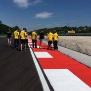 La pista del Hungaroring presenta muchos cambios - LaF1