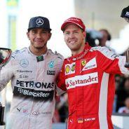 Hamilton quiere un duelo por el título con Vettel - LaF1