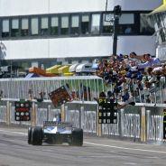 Ralf Schumacher venció en Imola 2001 con Williams - LaF1