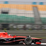 Max Chilton en el Gran Premio de la India de 2013 - LaF1