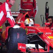 Sebastian Vettel en el Paul Ricard - LaF1