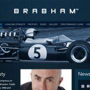 Página web de la familia Brabham - LaF1