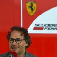 Jacques Villeneuve a finales del año pasado - LaF1