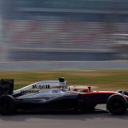 Jenson Button en Montmeló - LaF1