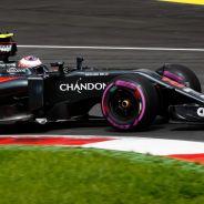 Button está confiado con su futuro en la F1 - LaF1