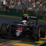 Button, satisfecho con las mejoras de McLaren - LaF1