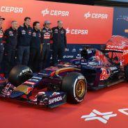 El STR10 de Toro Rosso - LaF1