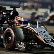 Force India se prepara para el GP de Japón - LaF1