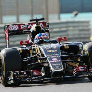 Palmer debutará como titular en 2016 - LaF1