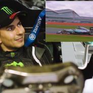 VÍDEO: Así probó Jorge Lorenzo el W05 Hybrid en Silverstone - SoyMotor.com