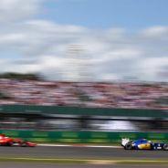 Ericsson por delante de Vettel en Silverstone- LaF1.es