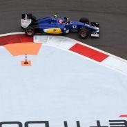 Nasr brilla en el GP de Rusia - LaF1
