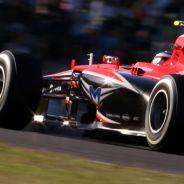 Max Chilton a los mandos de su disputado Marussia - LaF1