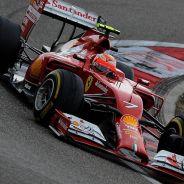 Kimi Räikkönen durante el Gran Premio de China - LaF1