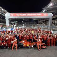 Kimi Räikkönen y Marc Gené en las Finali Mondiali de Ferrari - LaF1