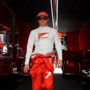 Kimi Räikkönen, ayer - LaF1