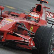 Kimi Räikkönen en el Gran Premio de Mónaco de 2008 - LaF1