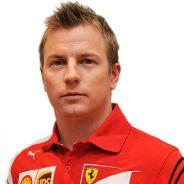 Kimi Räikkönen ya se ha subido al simulador de Ferrari