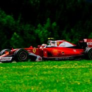 Räikkönen buscará una estrategia diferente mañana - LaF1