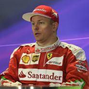 Räikkönen siempre se mostró muy tranquilo respecto a su futuro - LaF1