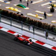 Räikkönen terminó muy lejos de Mercedes en Rusia - LaF1