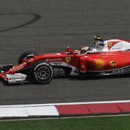 Räikkönen lidera los segundos entrenamientos libres - LaF1