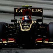 Kimi Räikkönen en el pasado Gran Premio de Singapur - LaF1